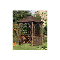 Rowlinson - Willow Gazebo - 2.6 x 2.4m