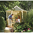 Rowlinson - Gainsborough Gazebo - 2.7 x 3m