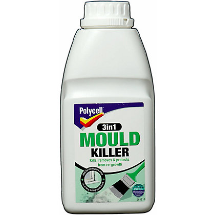 Image for Polycell Mould Killer - 500ml from StoreName