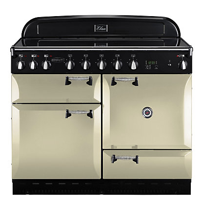 Image for Rangemaster Elan 89510 110cm Electric Induction Cooker - Cream from StoreName