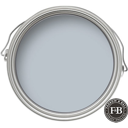 Image for Farrow & Ball Eco No.27 Parma Gray - Exterior Eggshell Paint - 750ml from StoreName