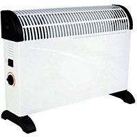 Convector Heater with Thermostatic Control - 2kW