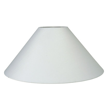 Image for Coolie Lampshade - White - 13.6cm from StoreName