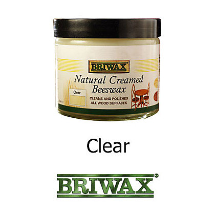Image for Briwax Beeswax - Clear - 370g from StoreName
