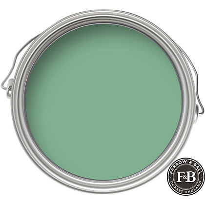 Image for Farrow & Ball Estate No.214 Arsenic - Eggshell Paint - 750ml from StoreName