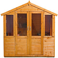 Forest Epsom Summerhouse - 7ft 4in x 5ft 2in