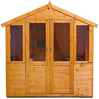 Image for Forest Epsom Summerhouse - 7ft 4in x 5ft 2in from StoreName