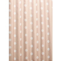 Polka Dot Shower Curtain - Neutral