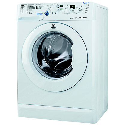 Image for Indesit Innex XWD 71252 W Washing Machine - White from StoreName