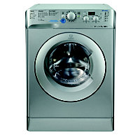 Indesit Innex XWD 71452 SUK Washing Machine - Silver
