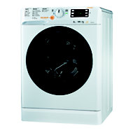 Indesit Innex XWDE 961480X WKKK Washer Dryer - White