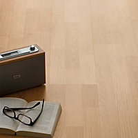 Homebase Avon 3 Strip Laminate Flooring - 2.99 sq m per pack