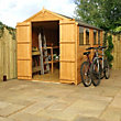 Mercia - Shiplap Apex Shed - 10x6ft