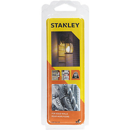 Image for Stanley Project Kit Outside Light Solid Wall - STF78104-XJ from StoreName