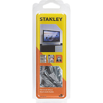 Image for Stanley Project Kit Flat Screen TV Solid Wall - STF78105-XJ from StoreName