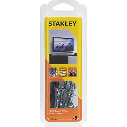 Image for Stanley Project Kit Flat Screen TV Hollow Wall - STF78106-XJ from StoreName
