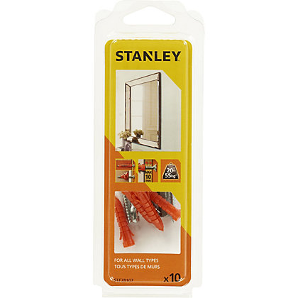 Image for Stanley Project Kit Mirror and Picture Multi Material - STF78107-XJ from StoreName