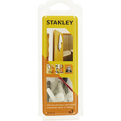 Image for Stanley Project Kit Hollow Door 3-5mm - STF78110-XJ from StoreName