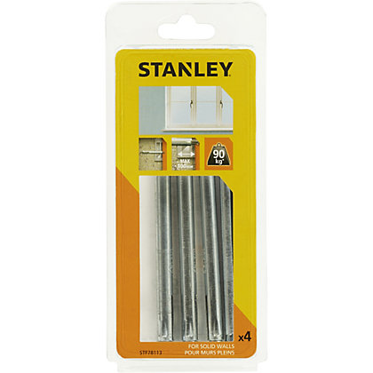 Image for Stanley Project Kit Pvc Frame Fixing Solid Wall - STF78113-XJ from StoreName