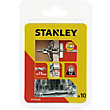 Stanley 10 x Hollow Fixing-Metal 11 x 50mm - STF18106-XJ