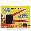 Stanley Metal Anchor Setting Tool Kit X27 Fixings - STF71925-XJ