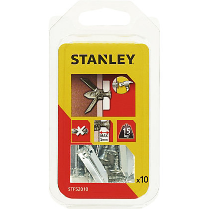Image for Stanley 10 Hammer In X3 and Screws - STF52010-XJ from StoreName