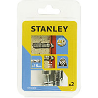 Stanley 2X Solid Fixing Bolts 16 x 60mm - STF41012-XJ