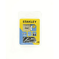 Stanley 30Xsolid Nylon Plugs 5mm 5 x 25 - STF20530-XJ