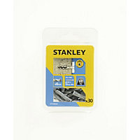 Stanley 30Xsolid Nylon Plugs 6mm 6 x 30 - STF20630-XJ