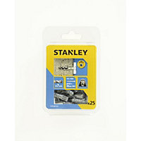 Stanley 25Xsolid Nylon Plugs 7mm 7 x 30 - STF20725-XJ