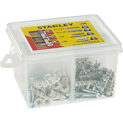 Image for Stanley Plasterboard Kit x58 - STF78200-XJ from StoreName