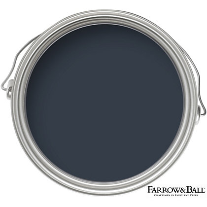 farrow ball eco hague blue exterior eggshell. Black Bedroom Furniture Sets. Home Design Ideas