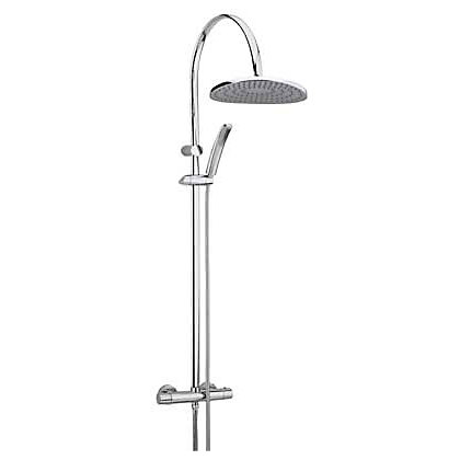 Image for Bristan Oval Bar Mixer Shower from StoreName
