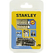 Stanley 10 Screw Anchors 32mm Countersunk Head   - STF30010-XJ