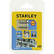 Stanley 50 Mixed Screw Anchors - STF30050-XJ