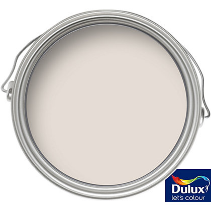 Image for Dulux Endurance Nutmeg White  - Matt Emulsion Paint 50ml Tester from StoreName