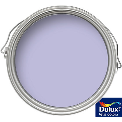 Image for Dulux Endurance Sugared Lilac  - Matt Emulsion Paint -  50ml Tester from StoreName