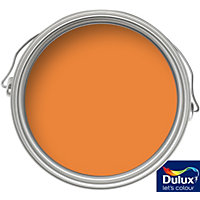 Dulux Endurance Tangerine Twist  - Matt Emulsion Paint - 50ml Tester