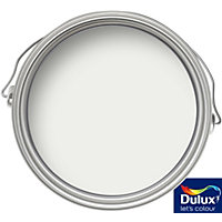Dulux Endurance White Cotton  - Matt Emulsion Paint - 50ml Tester