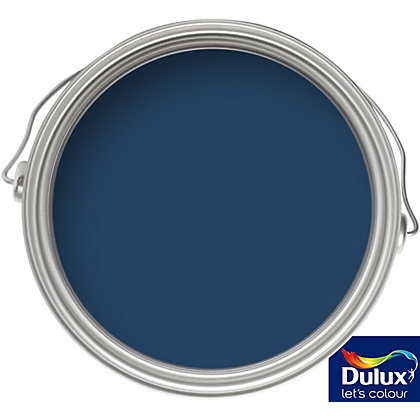 Image for Dulux Feature Wall Sapphire Salute - Matt emulsion - 50ml Tester from StoreName