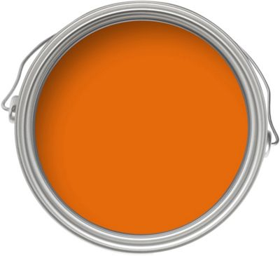 Dulux Orange Paint Homebase Co Uk