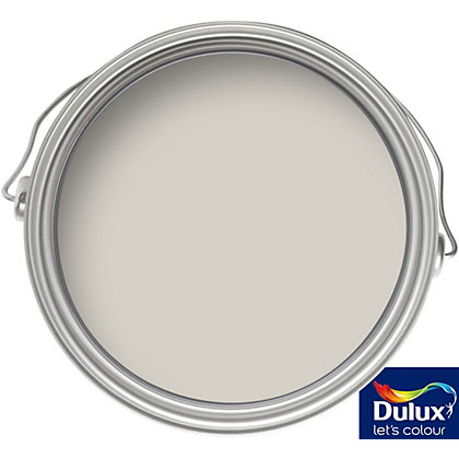 Image for Dulux Standard Pebble Shore - Matt Emulsion Paint - 2.5L from StoreName