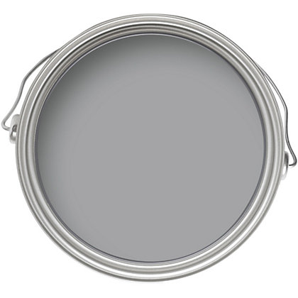 Image for Dulux Standard Warm Pewter - Matt Emulsion Paint - 2.5L from StoreName