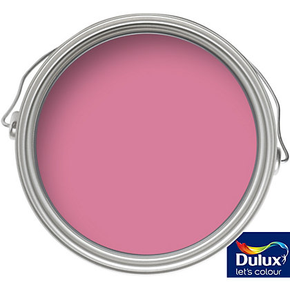 Image for Dulux Berry Smoothie  - Matt Emulsion Paint - 50ml Tester from StoreName