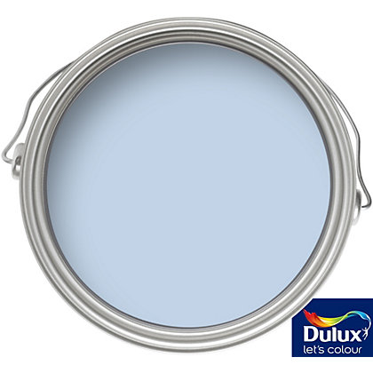 Image for Dulux Blissful Blue  - Matt Emulsion Paint - 50ml Tester from StoreName