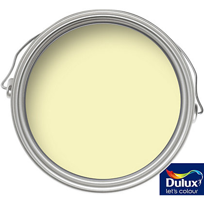 Image for Dulux Light & Space Lemon Spirit  - Matt Emulsion Paint - 50ml Tester from StoreName