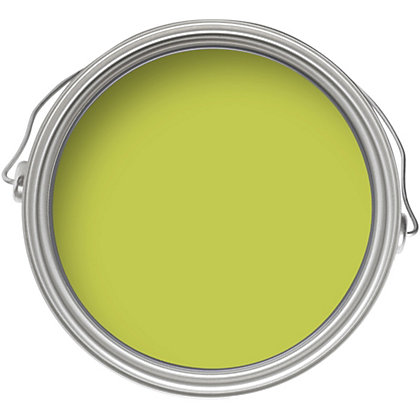 Image for Dulux Bathroom Luscious Lime Soft Sheen Emulsion Paint - 2.5L from StoreName