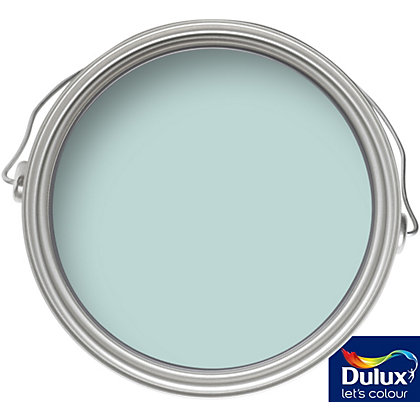 Image for Dulux Bathroom Mint Macaroon - Soft Sheen Emulsion Paint - 50ml Tester from StoreName