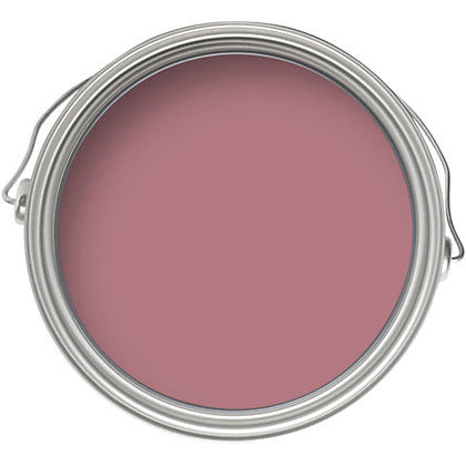 Image for Dulux Once Raspberry Diva - Matt Emulsion Paint - 2.5L from StoreName