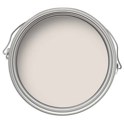 Image for Dulux Once Nutmeg White - Matt Emulsion Paint - 2.5L from StoreName